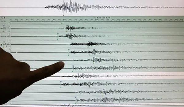 ВТуве случилось землетрясение магнитудой 4,6