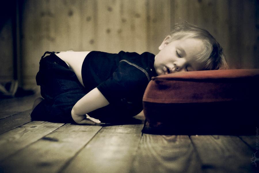 Ученые узнали, когда учеловека крепкий издоровый сон